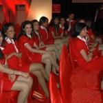 Kingfisher Air Hostess