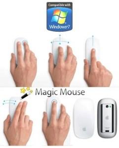 Apple Magic Mouse Windows7