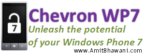 Tool to Jailbreak & Unlock Windows Phone 7 & Install App