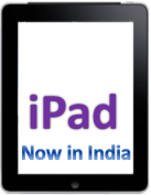 iPad India Logo