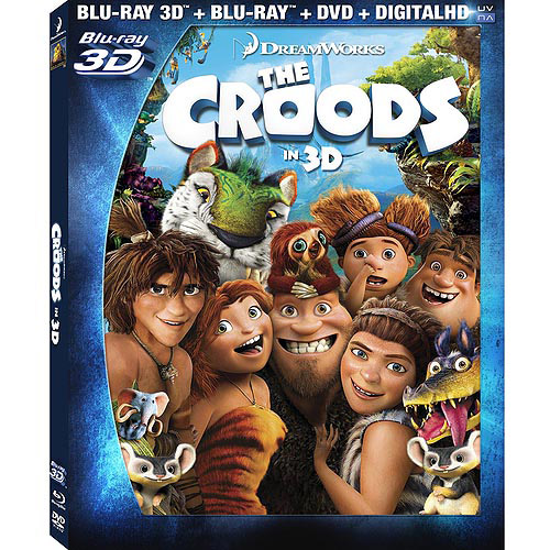 the croods dvd