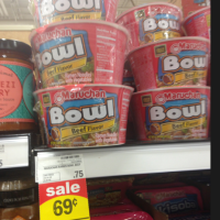 Meijer: Stock up deals on Nissin & Maruchan Noodles- .10 cents- .35 cents
