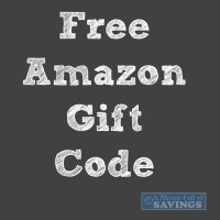 FREE Amazon Gift Code-- Hurry To Claim!!