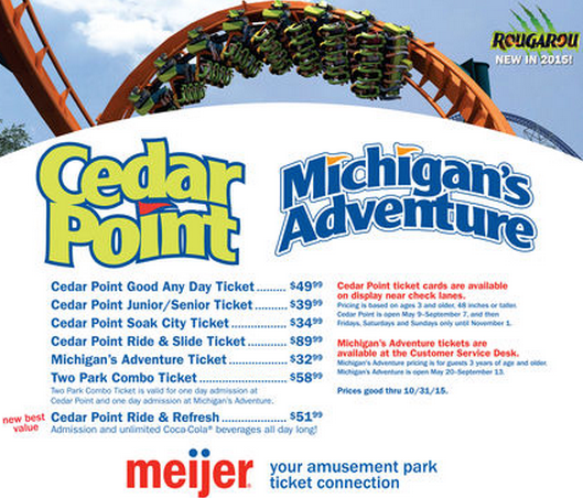 "Cedar Point in Sandusky, Ohio, is ""The Roller Coaster Capital of the World®."" With an unmatched collection of 71 rides, including 18 roller coasters, three kids' areas, overnight accommodations, live shows, great restaurants and more, it's easy to see why Cedar Point is a popular vacation destination."