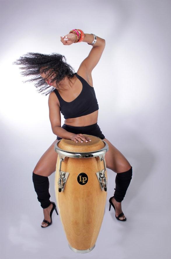 Amity with bongo