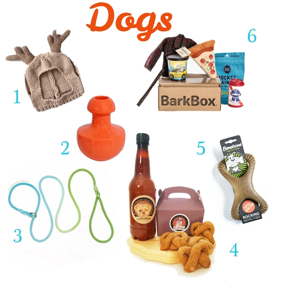 Holiday Gift Guides for Dogs