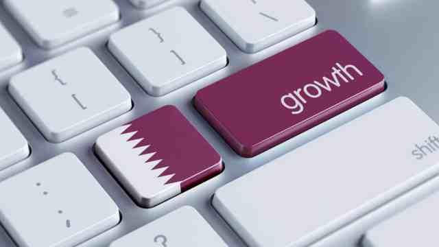 Qatar-growth