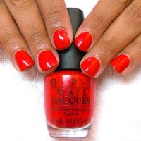 Coca Cola Nails: Painting the Perfect Red