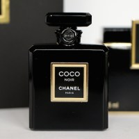 Coco Noir Parfum: Shadowy Boudoirs and Exquisite Lingerie...