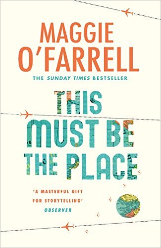 this must be the place novel