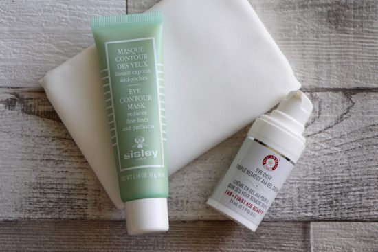 first aid beauty eye gel review