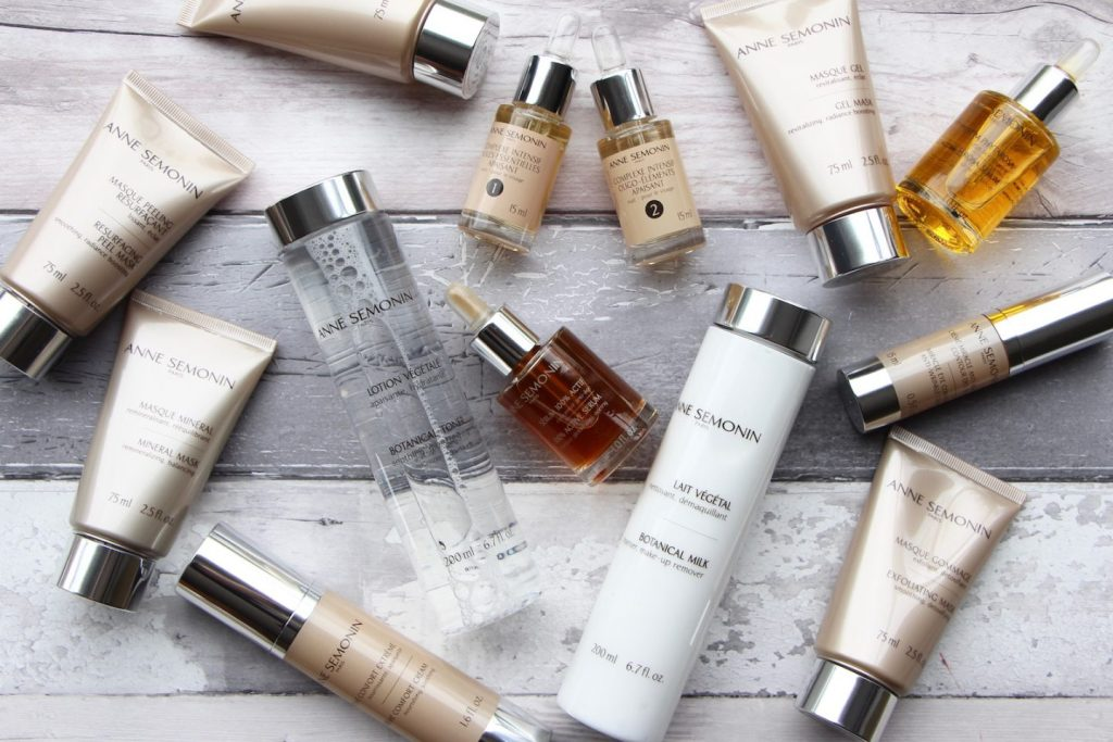 anne semonin skincare products