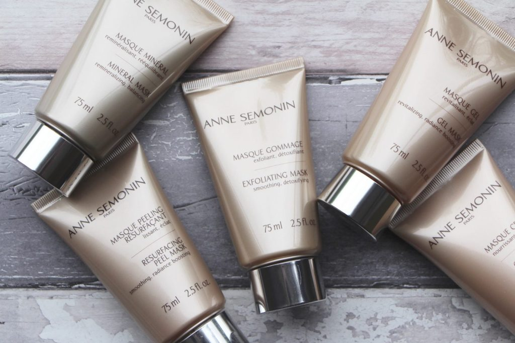 anne semonin face masks