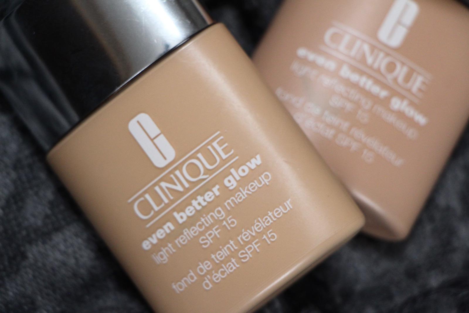 clinique even better glow foundation review