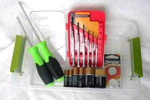 The Toy Tool Kit