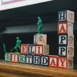 Elijah's Toy Story Birthday.