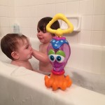 My Three-Year-Old Reviews the Squid Squirter.