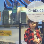 GMRENCEN Lego Model Unveiled at NAIAS.
