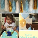 Emaline's Cinderella Birthday Party.