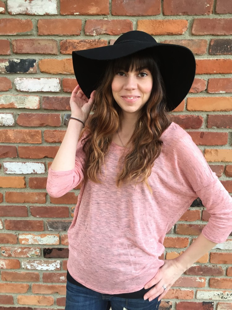 Carlitos Dolman Knit Top, Papermoon. February Stitch Fix // a monkey and his mama