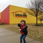 LEGOLAND Discovery Center Michigan, with Toddlers & a Giveaway.
