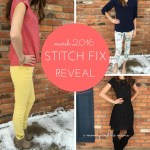 My March Stitch Fix.