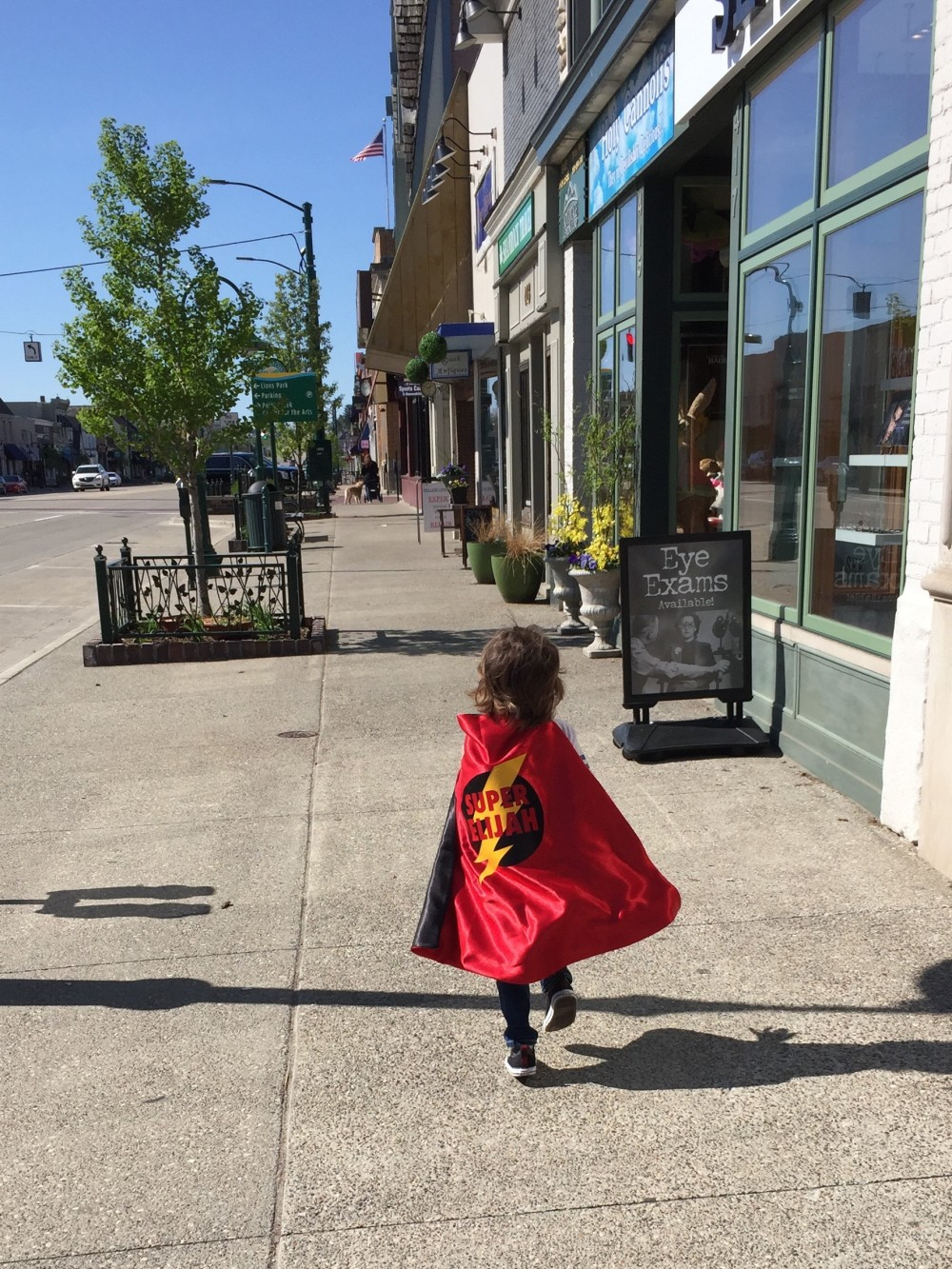 Personalized Superhero Capes from Pip and Bean // a monkey and his mama