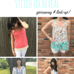 June Stitch Fix (#13) Reveal and a Giveaway!