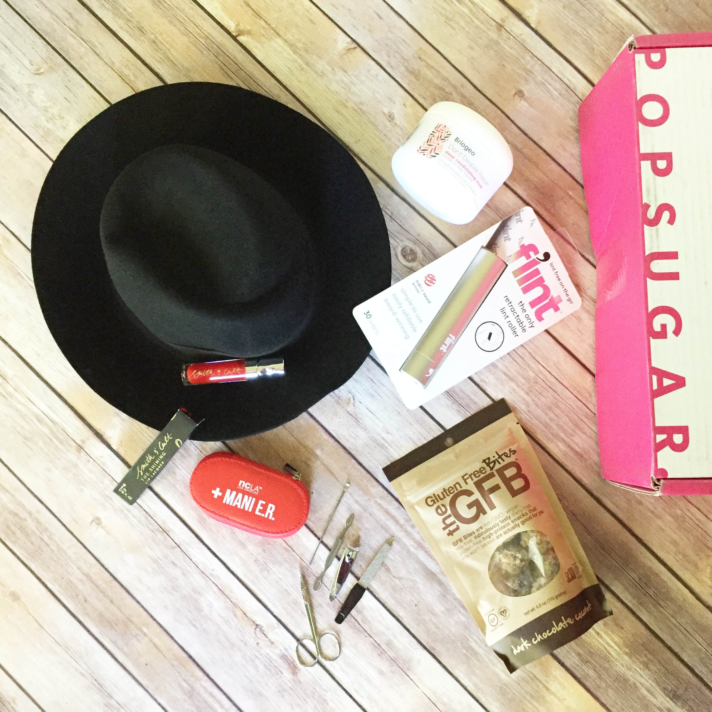 popsugar september must have box // a monkey and his mama // #musthavebox #ad
