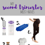 Second Trimester Must Haves.