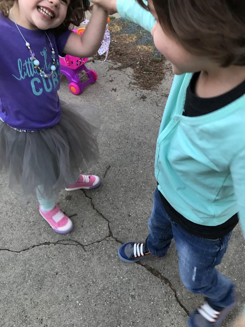 see kai run sneakers spring tiny human style