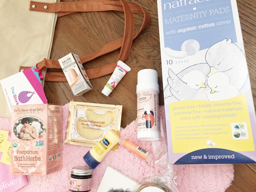 the stork bag review the post bump bag