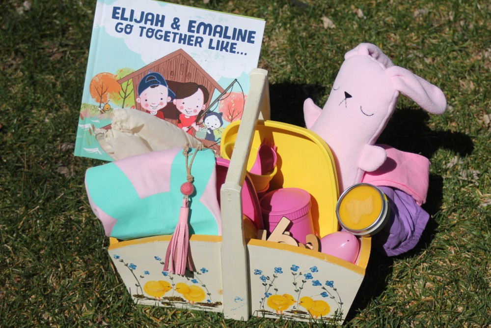 easter basket ideas for preschoolers