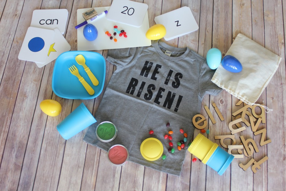 non candy easter basket stuffers