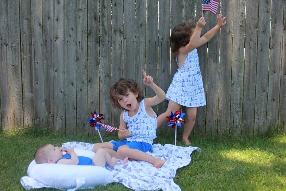 americana sibling style