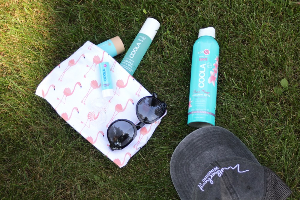 COOLA Suncare products review