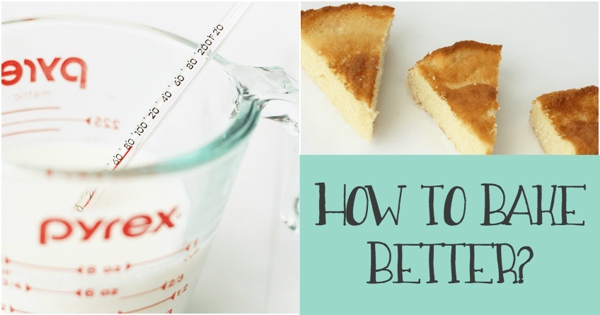 How to Bake Better – Check Your Ingredients 1