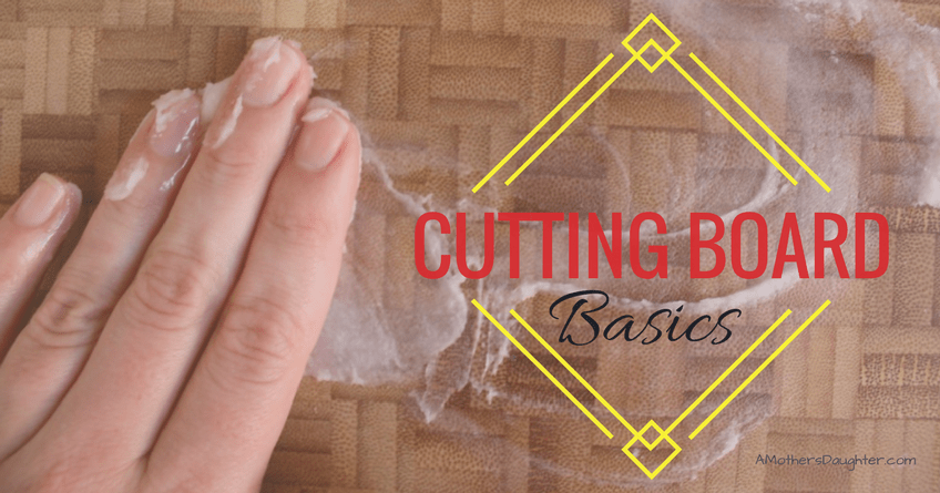 Choosing and Caring for Your Perfect Cutting Board