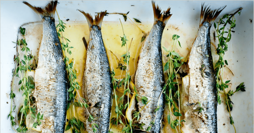 Sardines — An Easy and Quick Recipe