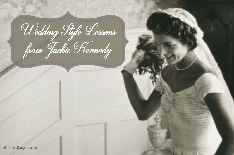 What wedding style lessons can we learn from Jackie Kennedy?