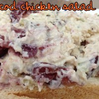 Cape Cod Chicken Salad