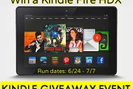Win a Kindle Fire HDX via @amotherthing
