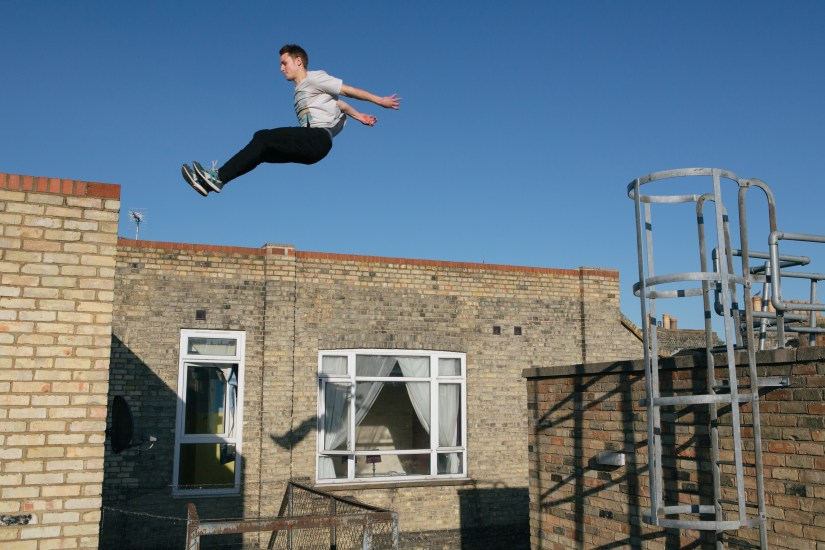 Ampisound - Parkour Freerunning Photographer - 19