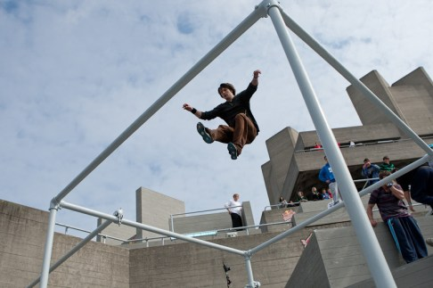 Kie Willis precision art of motion london