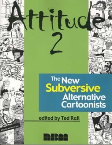 Attitude 2 book cover