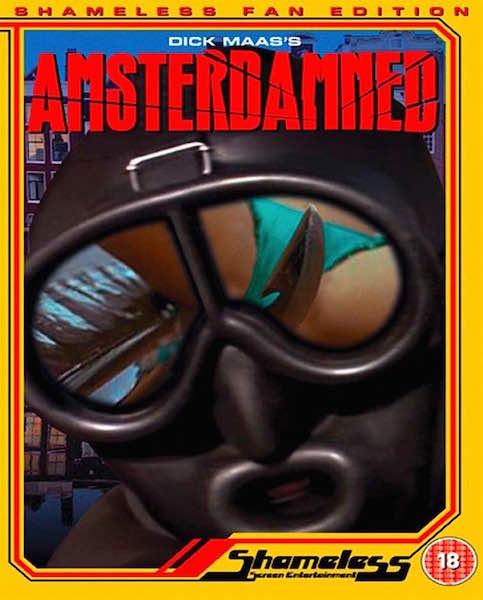 Amsterdamned DVD (1988)