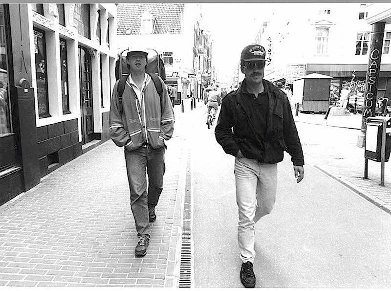 Amsterdam Red Light District Police Undercover 80s