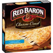 My Top 5 Frozen Cheese Pizzas