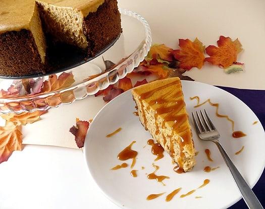 pumpkin cheesecake recipes, national pumpkin cheesecake day