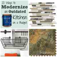 Modernizing Outdated Kitchens on a Budget